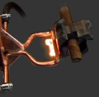 Индукционная пайка инструмента